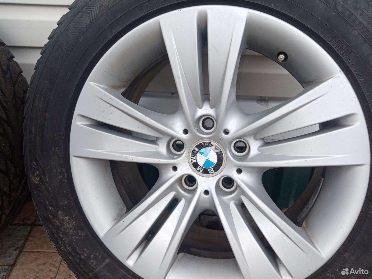 Литье и шины Бмв 18-255-55  89025666423 купить 5