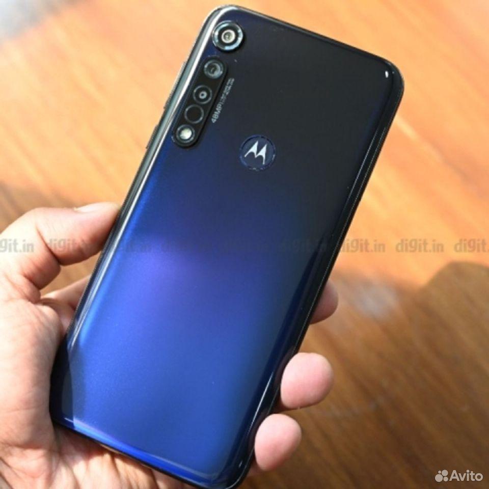 Смартфон Motorola G8 plus