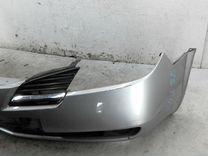 Бампер передний на nissan primera P12