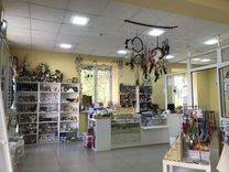 Магазин подарков ручной работы и товаров для рукод