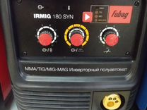 Сварочный полуавтомат Fubag Irmig 180 Syn