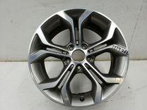 Диск колеса литой BMW X3 F25 R18