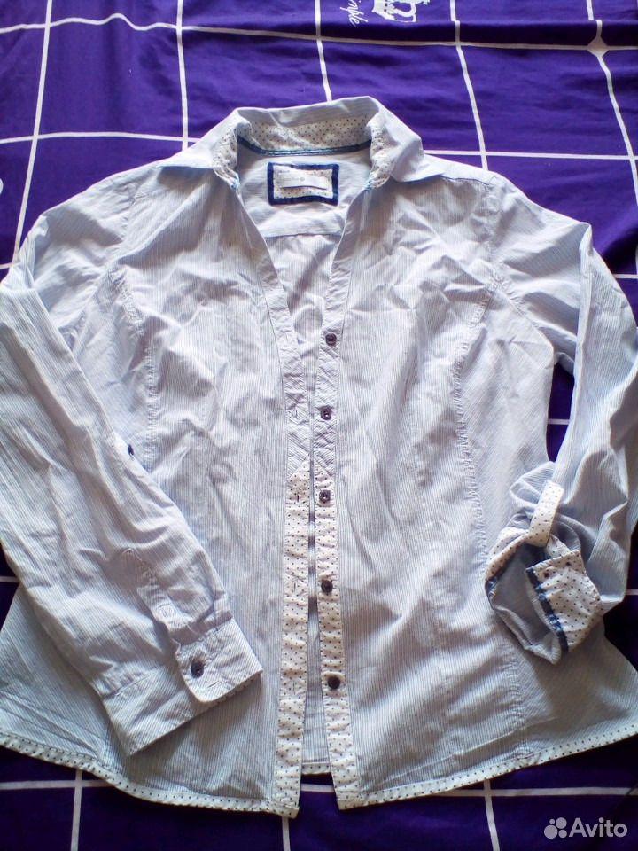 Рубашки 40-44  89004777892 купить 1