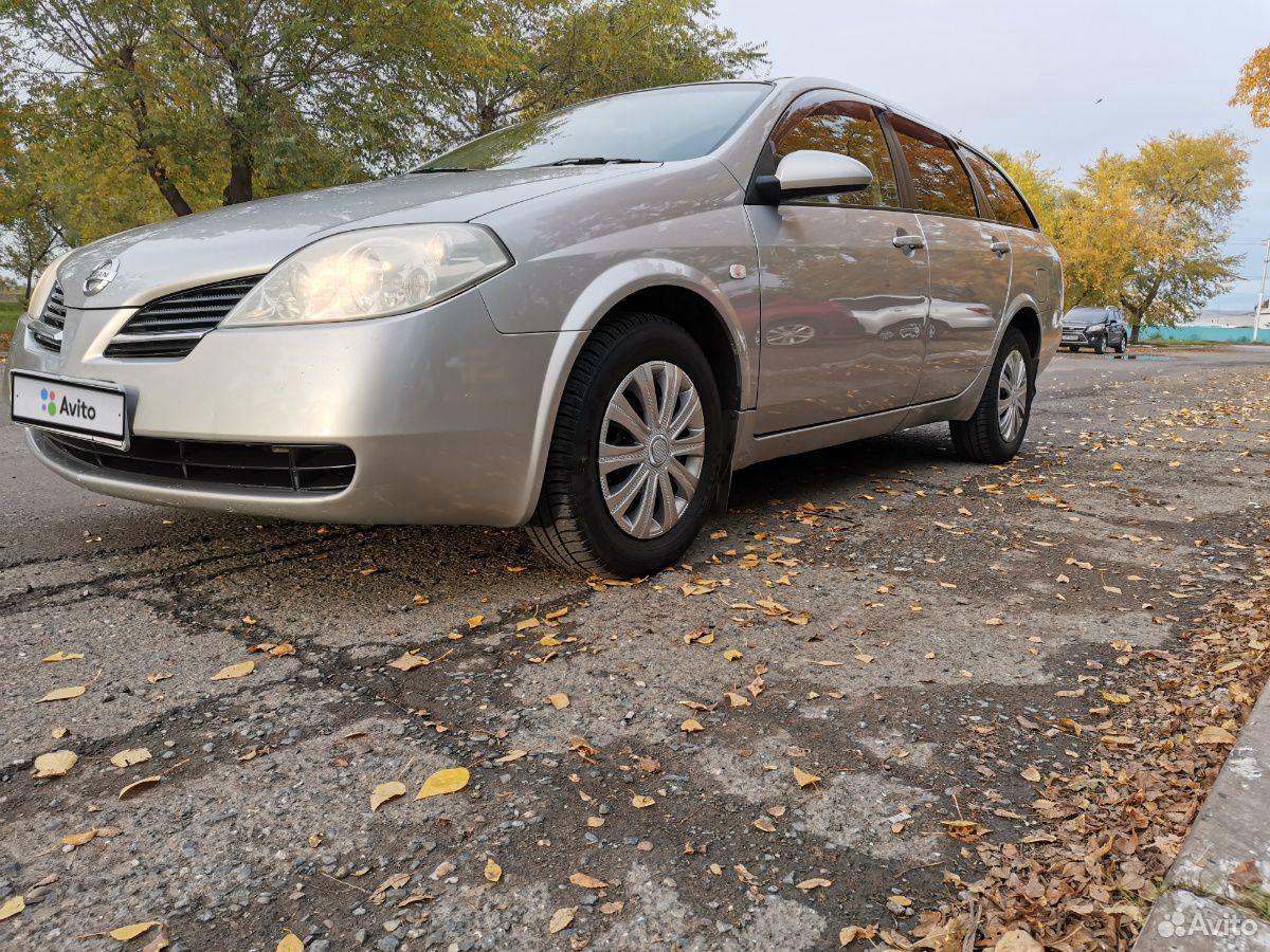 Nissan Primera, 2002  89835883810 купить 4
