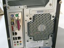Новый компьютер и монитор