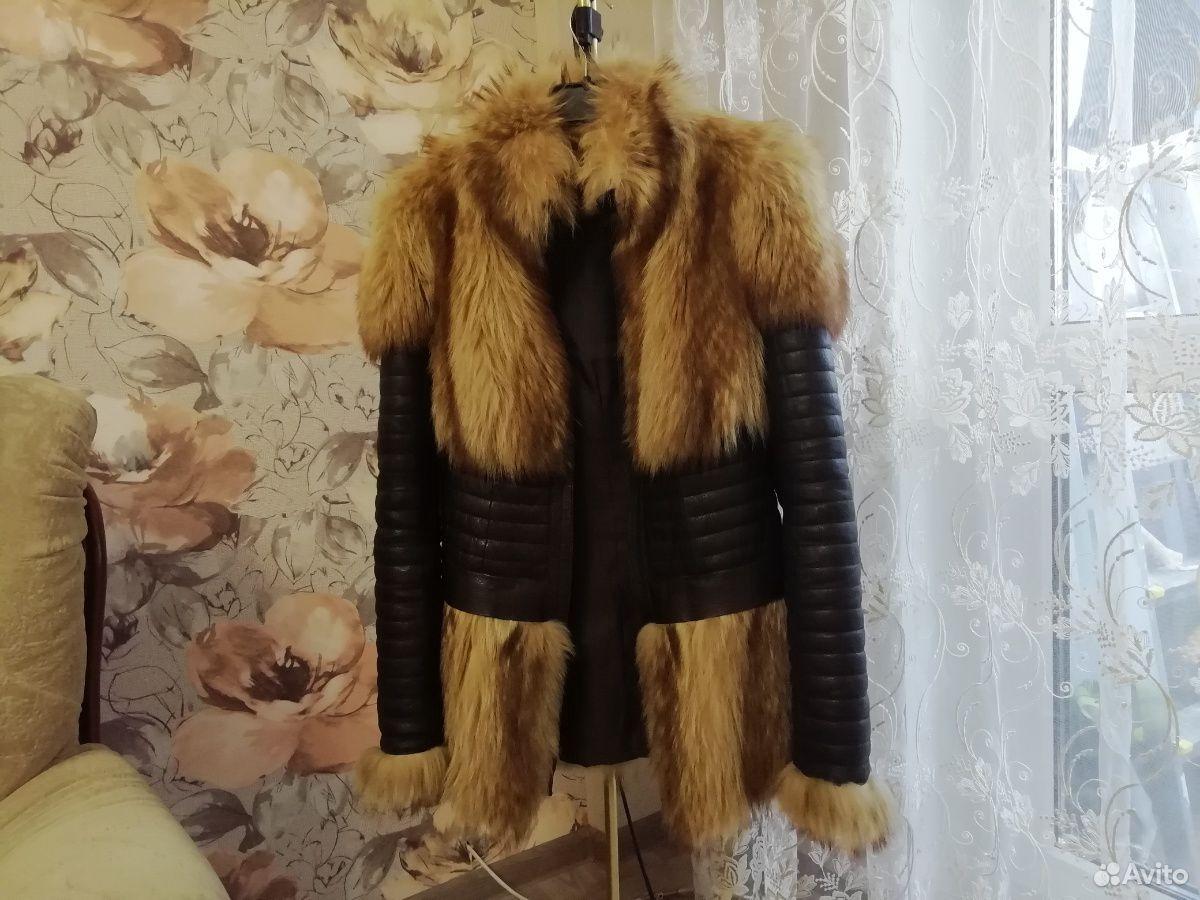 Куртка, натуральная кожа  89006739525 купить 3