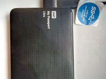 Накопительный диск My Passport Ultra на 1 TRB