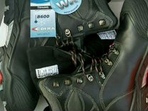 Ботинки кожаные утепленные Cofra Bering Bis