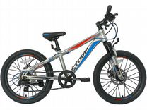 20'' Tech Team Storm 2019 велосипед 6-скор диск
