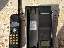 Радиотелефон Panssonic kx-tc1215RUB