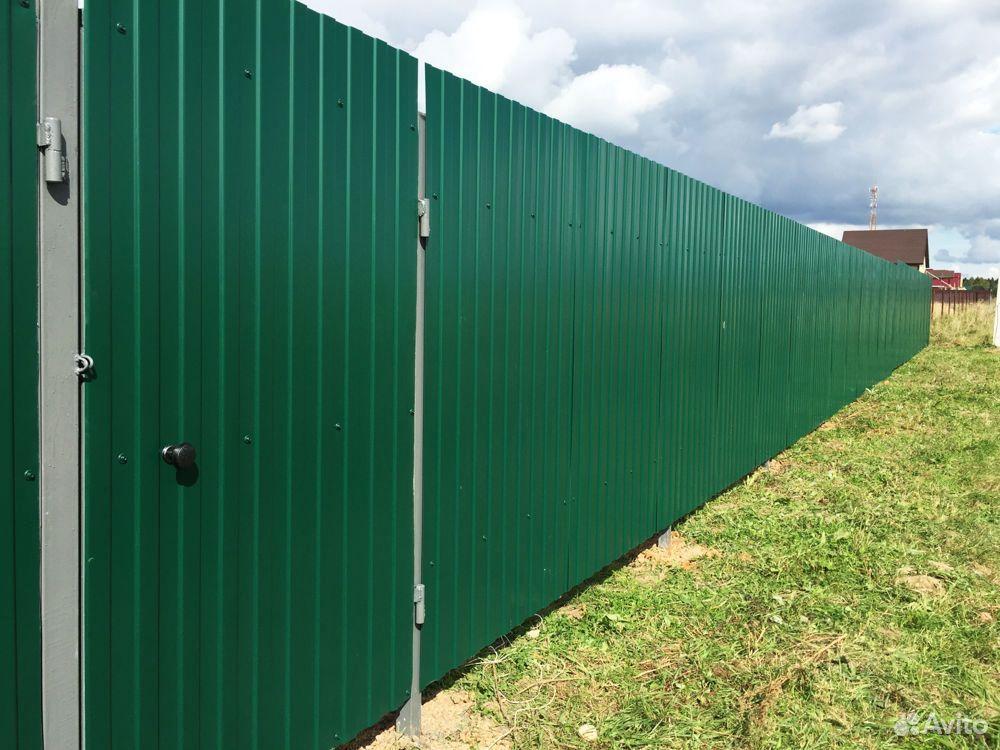 Сделаем забор, ворота из профнастила  89088373003 купить 1