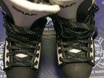 Коньки хоккейные Graf super 103 размер 35