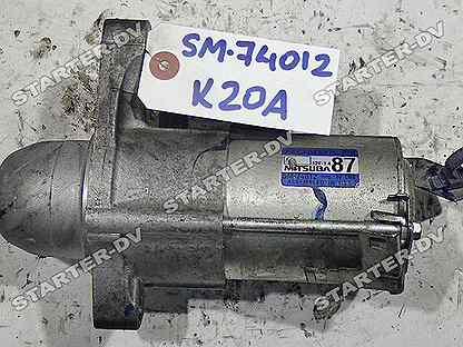 Стартер honda accord SM73002 SM74012