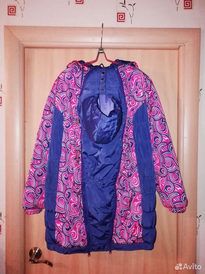 Слинго-куртка 3 в 1  89009041584 купить 3