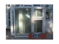 Пластиковые окна бу 1460 (В) Х 1460 (Ш) № 49816