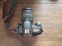 Canon 60D + объектив 17-85 + объектив 70-300