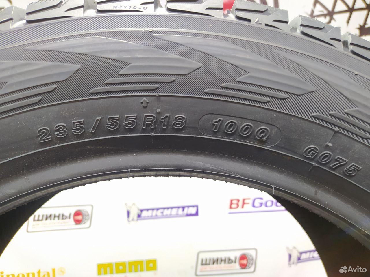 Зимние шины 235/55R18 100Q Yokohama Ice Guard G075  89941077322 купить 5