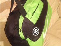 Спортивная сумка nike салатовая новая — Одежда, обувь, аксессуары в Санкт-Петербурге