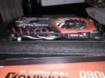 MSI Gaming X GeForce GTX 1060 6Gb
