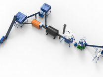 Линии для производства пеллет 1000 кг/час