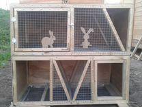 Крольчатники