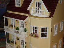 Кукольный домик. Дерево