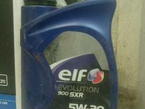 Масло elf 5w-30. 1 литр