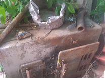 Металлолом, печка