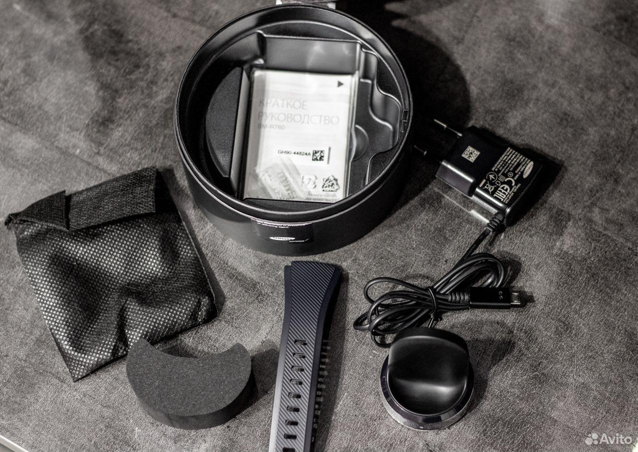 Часы SAMSUNG Gear S3 Frontier  89378001620 купить 8