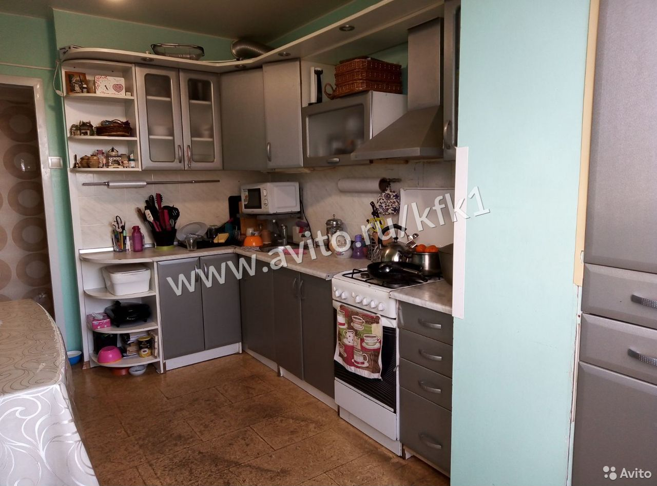 4-к квартира, 82 м², 4/5 эт.  89109203942 купить 1