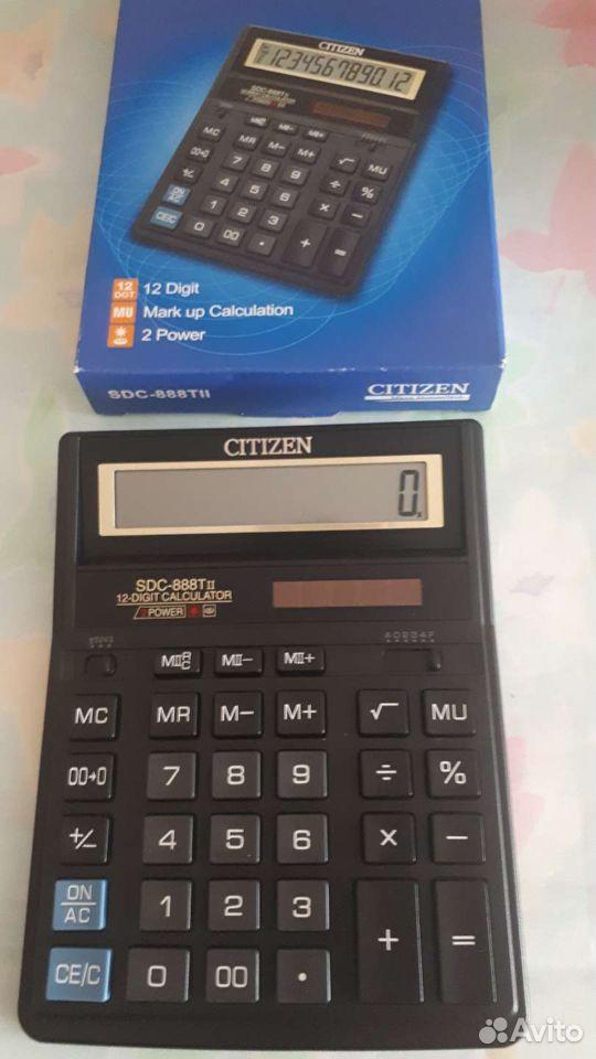 Калькулятор Citizen  89005610200 купить 1