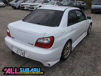 Subaru Impreza WRX STi GDB 2000- 2002 в разбор