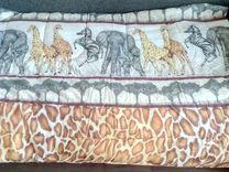 Одеяло 1-спальное на синтепоне с рисунками