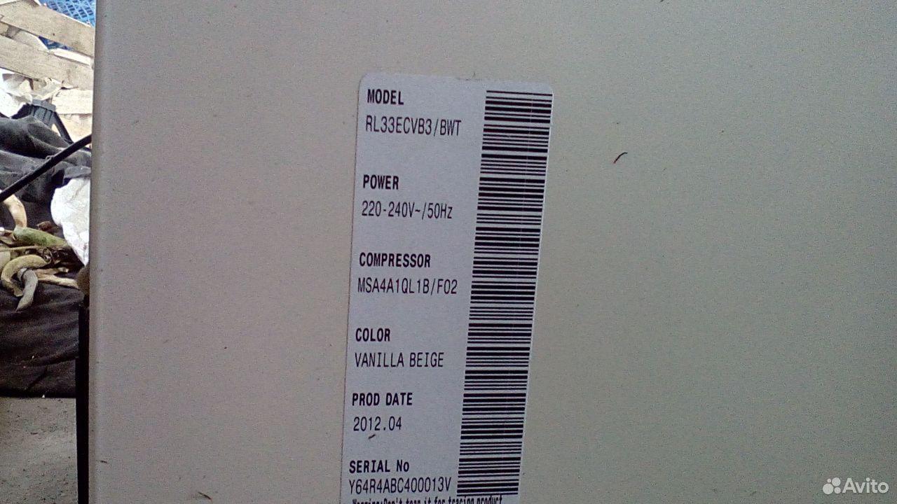 Холодильник Samsung No-frost б/у  89062317887 купить 5