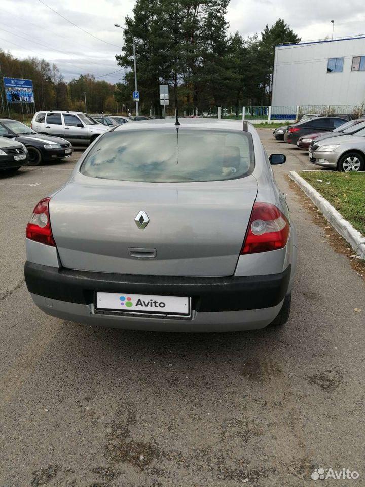 Renault Megane, 2004  89092668411 купить 4