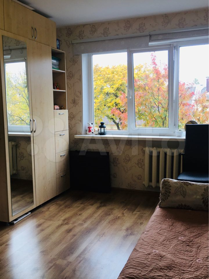 1-к квартира, 30.1 м², 4/5 эт.  89114127778 купить 6