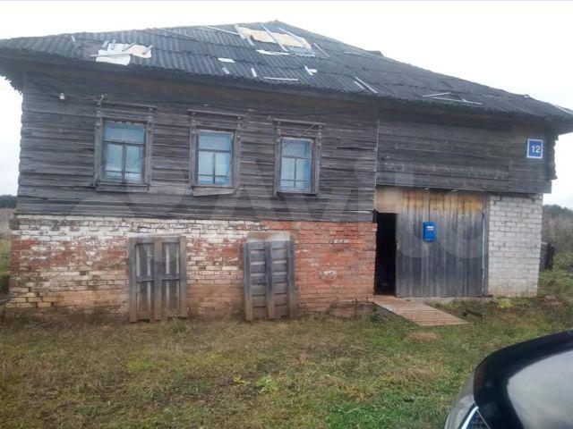 Дом 39.8 м² на участке 20 сот.
