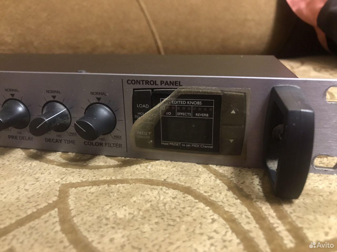 Процессор эффектов TC Electronic M350  89146892485 купить 3