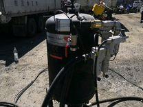 Пескоструйный аппарат Рубин на радио управлении