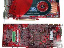 Sapphire radeon HD 4850 512 Мб gddr3 — Товары для компьютера в Москве