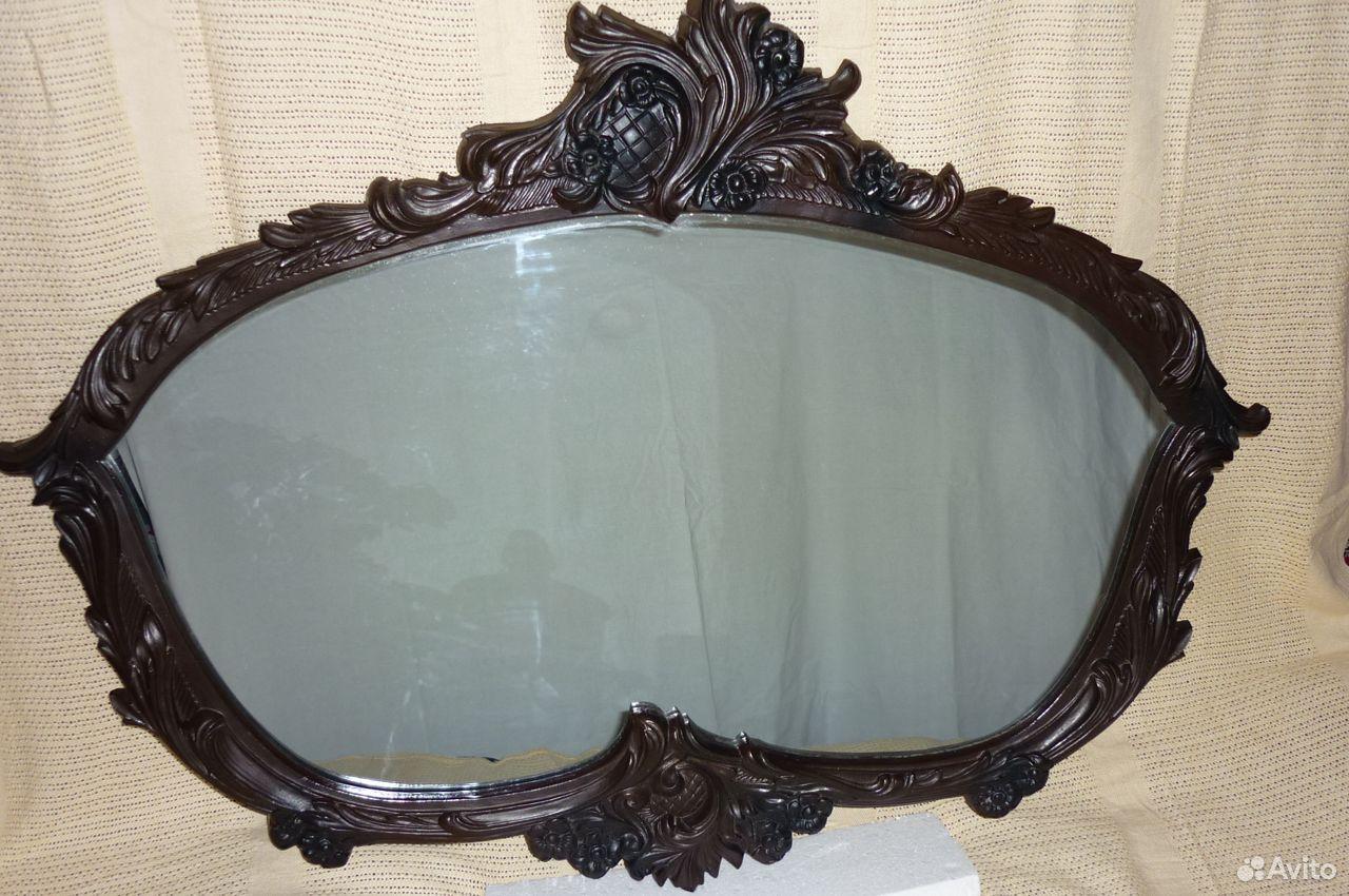 Винтажное зеркало  89539624146 купить 2