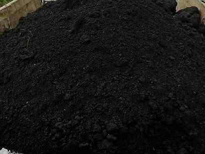 Чернозем, торф, плодородный грунт (без выходных)
