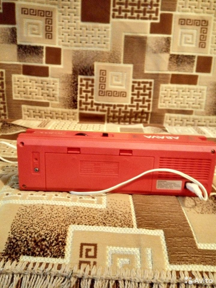 Радиоприемник рп-8330 abava  89040176196 купить 8