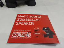 Беспроводная акустика Zombies cat speaker YM 1