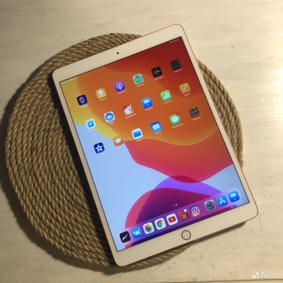 iPad pro 10.5 2017 256 гб  89003527557 купить 3