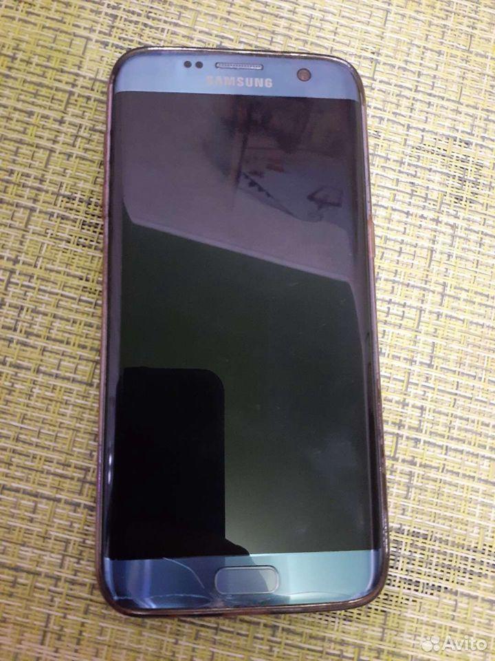 Телефон Samsung S 7 edge