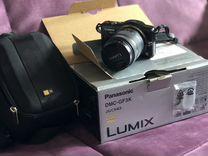 Lumix gf3 фотоаппарат