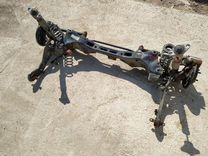 Kia ceed II 2 sw JD подвеска задняя балка в сборе