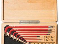 Набор шестигранников Silca HX-One Home and Shop Es