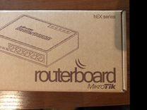 Mikrotik board rb 750up